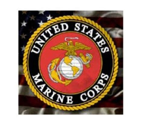 Marine Corps Decor by Marine Corps Logo Tin Sign Dorm Room Wall Decor College