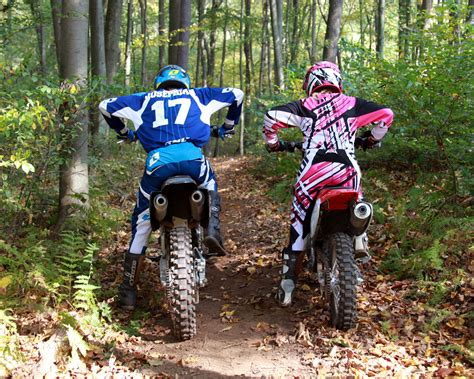 Couples Photography With Dirt Bikes. Race Mode. Www