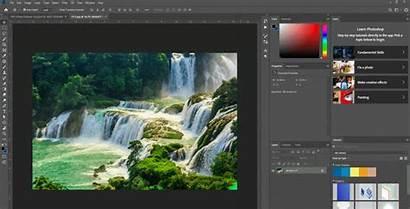 Dehaze Photoshop Haze Adobe Tool Examples Few