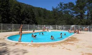 camping chasselouve campings en ardeche 2 stars jaujac With camping ardeche 2 etoiles avec piscine