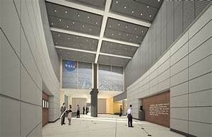Interior View, New Headquarters Building | NASA
