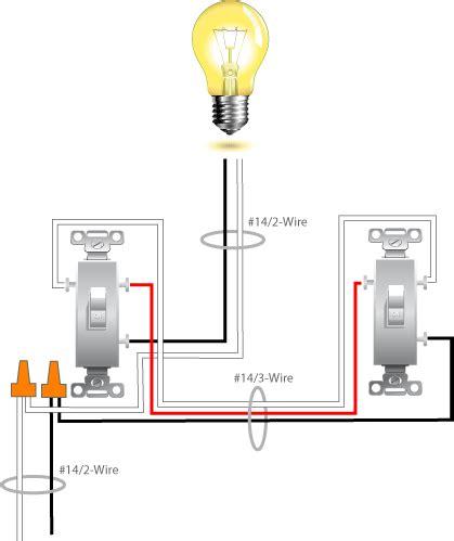 electrical    convert  light circuit   single pole switch