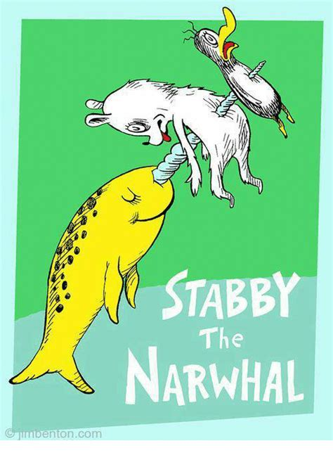 Narwhal Meme - 25 best memes about stabby the narwhal stabby the narwhal memes