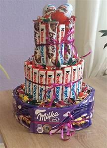 Duplo Torte Basteln : 7 best s igkeitentorte images on pinterest geburtstage schokoriegel und candy baum ~ Frokenaadalensverden.com Haus und Dekorationen