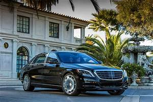 Mercedes-Maybach S600: The Cary Grant of Cars - Barron's
