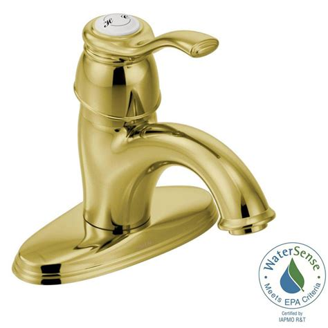 moen bathroom polished brass faucet bathroom polished