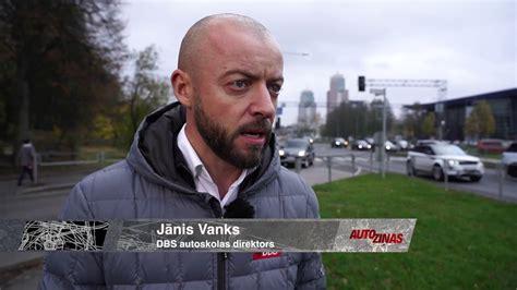 Jānis Vanks par ziemas apstākļiem atbilstošu braukšanu ...