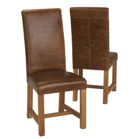 soho leather dining chair oak dining chairs seating