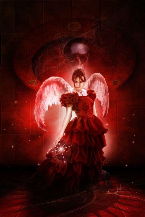 red angel  greenfeed  deviantart