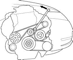 Diagram Picture Change Serpentine 1998 Honda Accord 4 Cylinder by How To Change Multi Rib Belt On A Honda Civic Coupe 2008