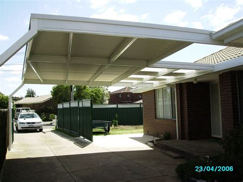 Skillion Roof Carport by Skillion Roof Carport Skillion Root Structure Is A Cost