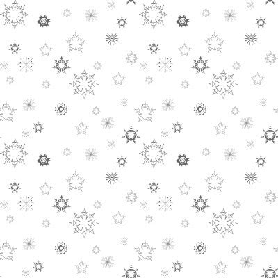Snowflake Background Black And White by Mini Grey Snowflakes On White Background Image Wallpaper