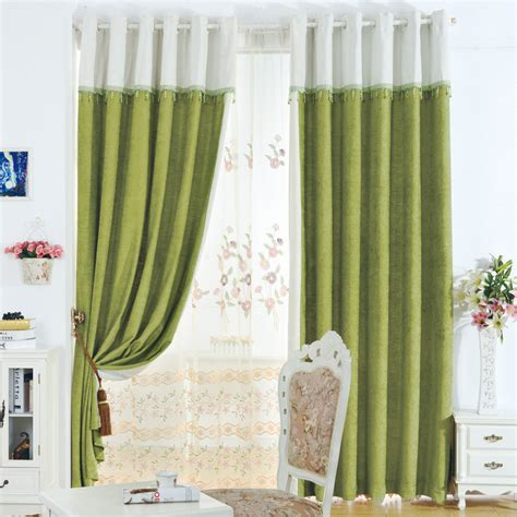 drapes clearance casual green chenille clearance curtains and drapes