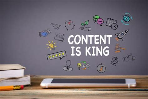 content  king   create  buyers journey