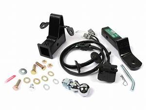 Tow Hitch  U0026 Trailer Wiring Package With A Class 3 2