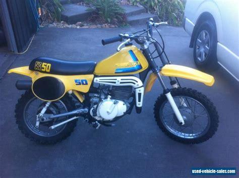 Suzuki Rm50 by Suzuki Rm50 For Sale In Australia