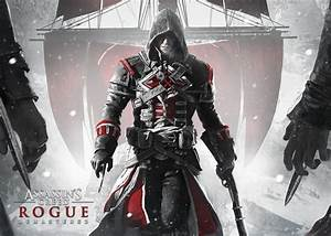 Assassin's Creed Rogue Remastered Announcement Trailer ...