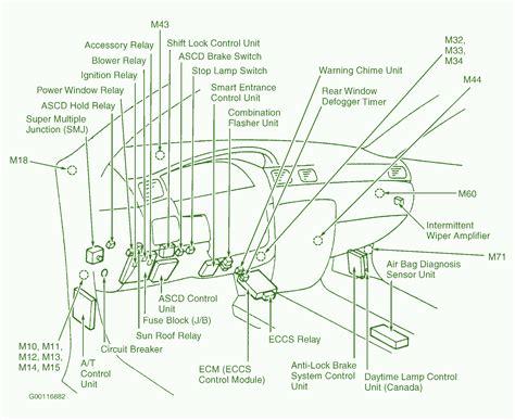 Power Window Relay Circuit Wiring Diagrams
