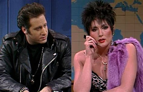 'SNL' Cast Member Nora Dunn Boycotts Andrew Dice Clay Episode