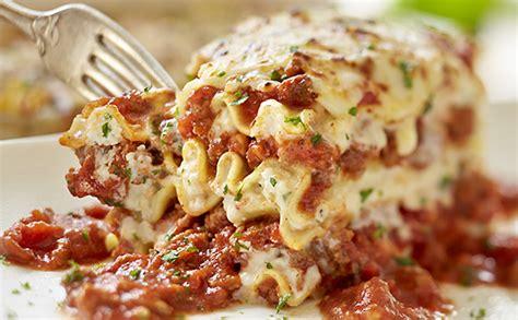 olive garden lasagna recipe lasagna classico lunch dinner menu olive garden