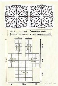 Crochet Jacket Diagram Pattern For A Child
