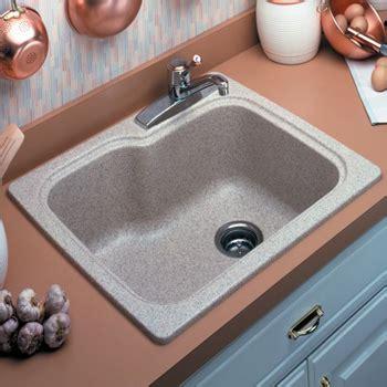 Swanstone KSSB 2522 015 Single Bowl Kitchen Sink   Black