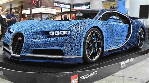 For decades, bugatti has been known by consumers for building the most innovative lighters with sophisticated designs, premium quality and excellent performance. Life-sized Lego Bugatti is the newest sensation in Budapest - Photos - Daily News Hungary