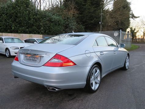 Used 2009 Mercedes-benz Cls Class Cls 350 Cdi