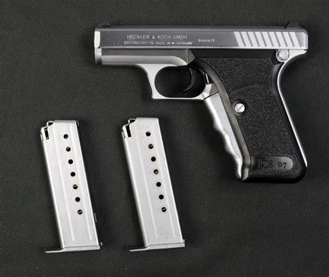 west coast armory pre ban guns hk p psp hard chrome