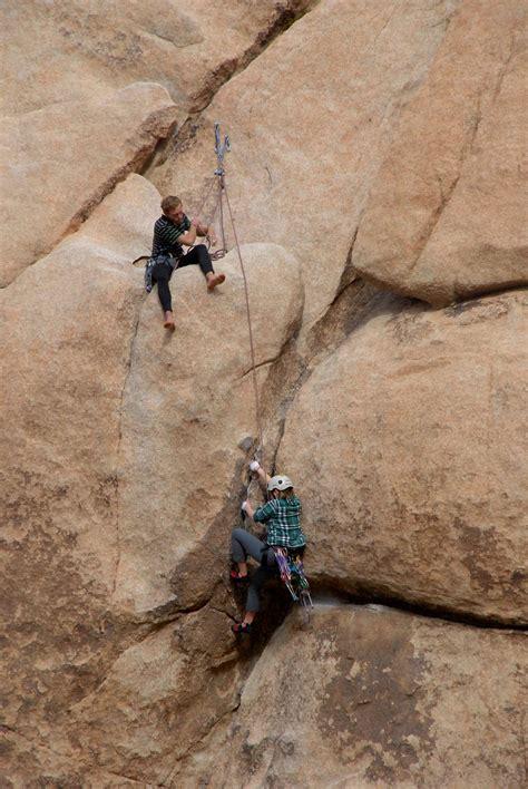 Rock Climbing Simple English Wikipedia The Free