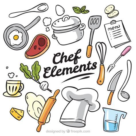 colorful kitchen knives utensilios de cozinha vetores e fotos baixar gratis