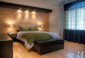 decoration chambre a coucher avec mur de pierre chambre With decoration chambre a coucher