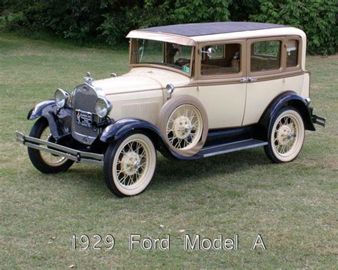 116 Best Images About 1929 Model A Fords On Pinterest