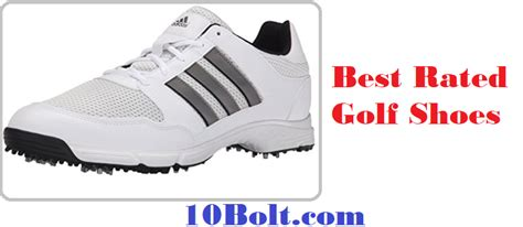 Best Rated Golf Shoes 2018 Reviews & Buyer's Guide (top 10