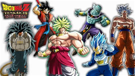 Dragon ball z / cast Dragon Ball Z, FighterZ, Heroes and Super characters in one mod (PSP) - TechKnow Infinity