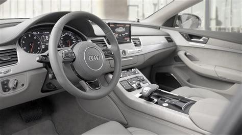 Audi A8 2015 Interior by 2015 Audi A8 L W12 Interior