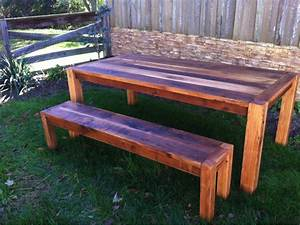 barnwood furniture for your outdoor decor With barnwood outdoor table