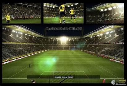 Iduna Signal Park Pes Football Wallpapers Evolution