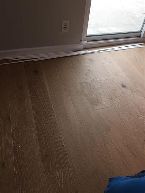 engineered hardwood flooring glue engineered wood glue residue flooring contractor talk