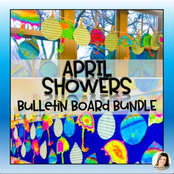 april showers bring may flowers bulletin board ideas april showers bring may flowers raindrop writing craft