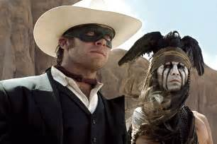 director and producer say the lone ranger was