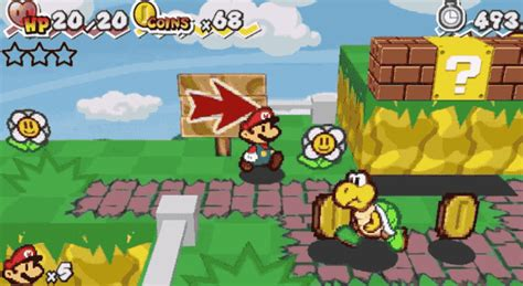 paper mario fan game paper mario 3d land download game free game planet