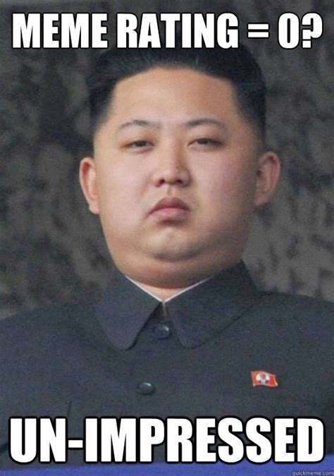 Kim Jong Meme - kim jong un impressed memes quickmeme