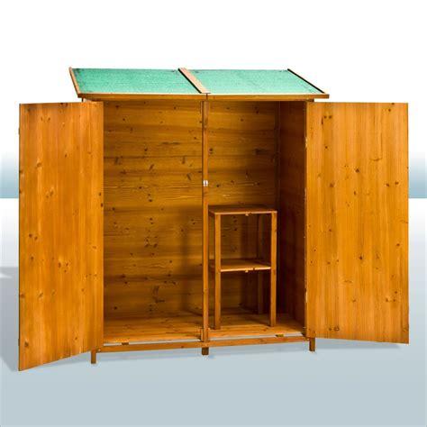 Holz Geräteschuppen Gerätehaus Schuppen Gartenhaus