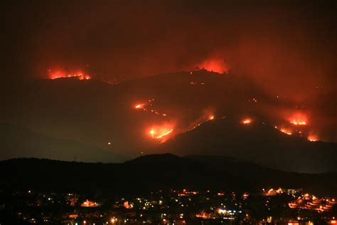 mt san miguel continues  burn san diego wildfires