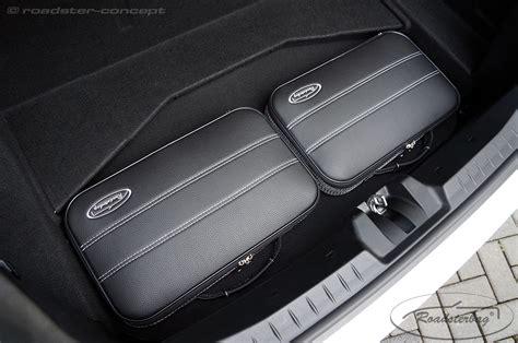 roadsterbag koffer mercedes slk    slc sl