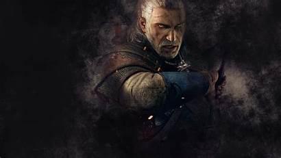 Geralt Deviantart Witcher Rivia Fan 1080p