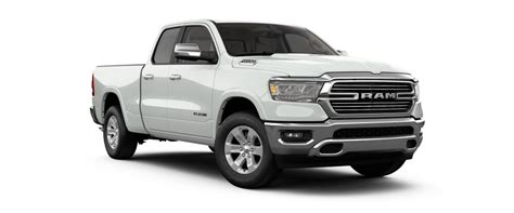 2019 Ram 1500 Exterior Paint Colors And Trims Where They