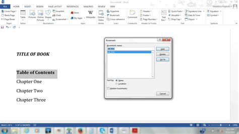 microsoft word of contents how to hyperlink your of contents in microsoft word