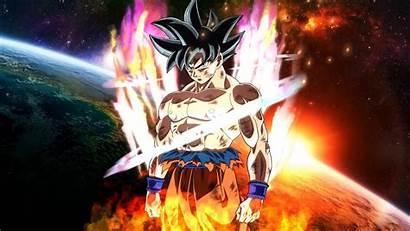 Instinct Goku Ultra Wallpapers Dragon Ball Dbz